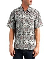 Tommy Bahama Aziza Ikat S/S Button Up Shirt