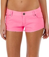 Rip Curl Neon Freyed Frenzy Mini Short