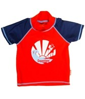 Coppertone Kids Wave S/S Rashguard (4-7)