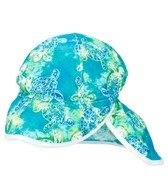 Bummis Turtles Flap Sun Cap (Kids)