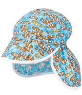 Bummis Clownfish Flap Sun Cap (Kids)