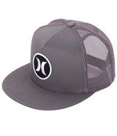 Hurley Men's Block Party Trucker Hat