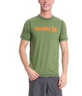 Hurley Men's One & Only S/S Surf Shirt