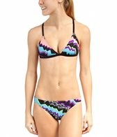 TYR Belding Triangle Bra w/ 1 Bottom 2 PC