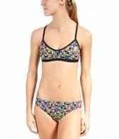 TYR Check Crosscutfit Workout Bikini