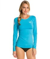 TYR Women's Long Sleeve Swim Shirt