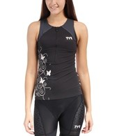 TYR Women's Competitor Print Tri Singlet