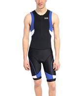 TYR Men's Competitor Trisuit w/Front Zipper