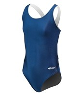 Dolfin Competition Team Youth Solid HP Back