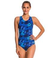 Dolfin AquaShape Moderate Asta Print Lap Suit