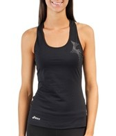 Asics Women's Run Performance Fun Tank