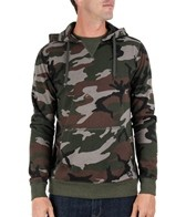 Quiksilver Men's Dunlap Hooded Pullover Fleece