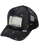 Quiksilver Men's Diggler Novelty Trucker Hat