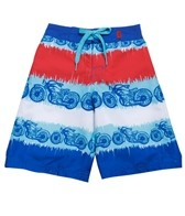 Tiger Joe Boys' Dirtbikez Boardshort (4-10)