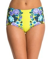 Seafolly Bella Rose High Waisted Vintage Bottom