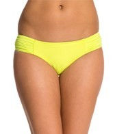 Seafolly Goddess Pleated Hipster Bikini Bottom