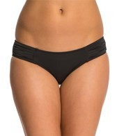 Seafolly Goddess Pleated Hipster Bottom