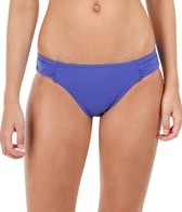 Tommy Bahama Pearl Solid Side Shirred Hipster Bottom