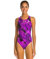 The Finals Amethyst Super V-Back One Piece