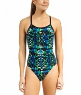 The Finals Aztec Butterfly Back One Piece