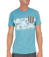 Billabong Men's Waikiki S/S Crew Tee
