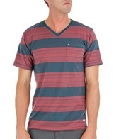 Billabong Men's Suspect V Neck Tee