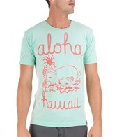 Lost Men's Luau S/S Tee