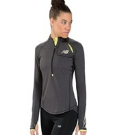 New Balance Women's Boylston Running 1/2 Zip