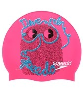 Speedo Ma Pet Silicone Swim Cap