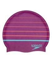Speedo High Fidelity Silicone Swim Cap