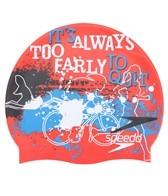 Speedo Tri Me Silicone Swim Cap