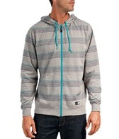 Rip Curl Men's Dawn Patrol Striper Zip Hoodie