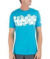 Rip Curl Men's Tropic Band Custom S/S Tee