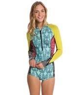 Billabong Women's Salty Daze L/S Spring Suit