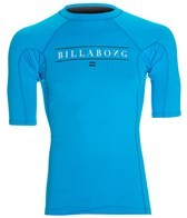 Billabong Men's All Day S/S Fitted Rash Guard