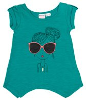 Roxy Girls' Beach Stroll Top (4-7)