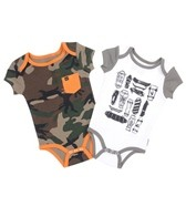 Quiksilver Boys' Play Pen Onesie (0-12mos)