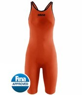 Arena Powerskin Carbon Pro Open Back Full Body Short Leg