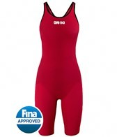 Arena Powerskin Carbon Pro Open Back Full Body Short Leg Tech Suit