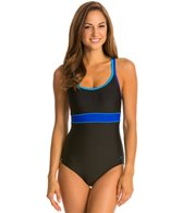 Speedo Double Strap One Piece