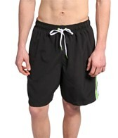 Speedo Men's Nautical Leg Stripe Volley Short