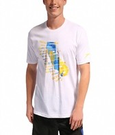 Speedo Men's Out Of Beach Tee