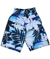 Speedo Boys' Weekend Floral Volley Short (8-20)