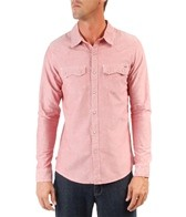 Reef Men's Two Snaps L/S Shirt