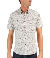 Reef Men's Mini Loco S/S Shirt