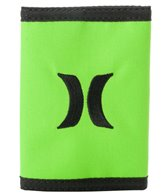 Hurley Men's One & Only Tri-Fold Wallet