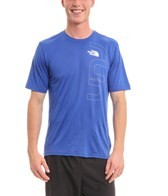 The North Face Men's Run Reaxion Amp Graphic S/S Crew Tee