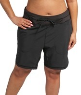 Moving Comfort Women's Run Work It Short (Plus Size)