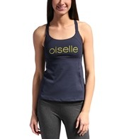 Oiselle Women's Lesko Shimmel Run Bra