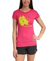 Oiselle Women's Love Run Crew Neck Tee